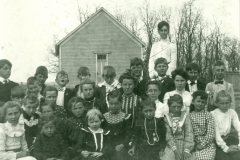Early Photo of the Little School