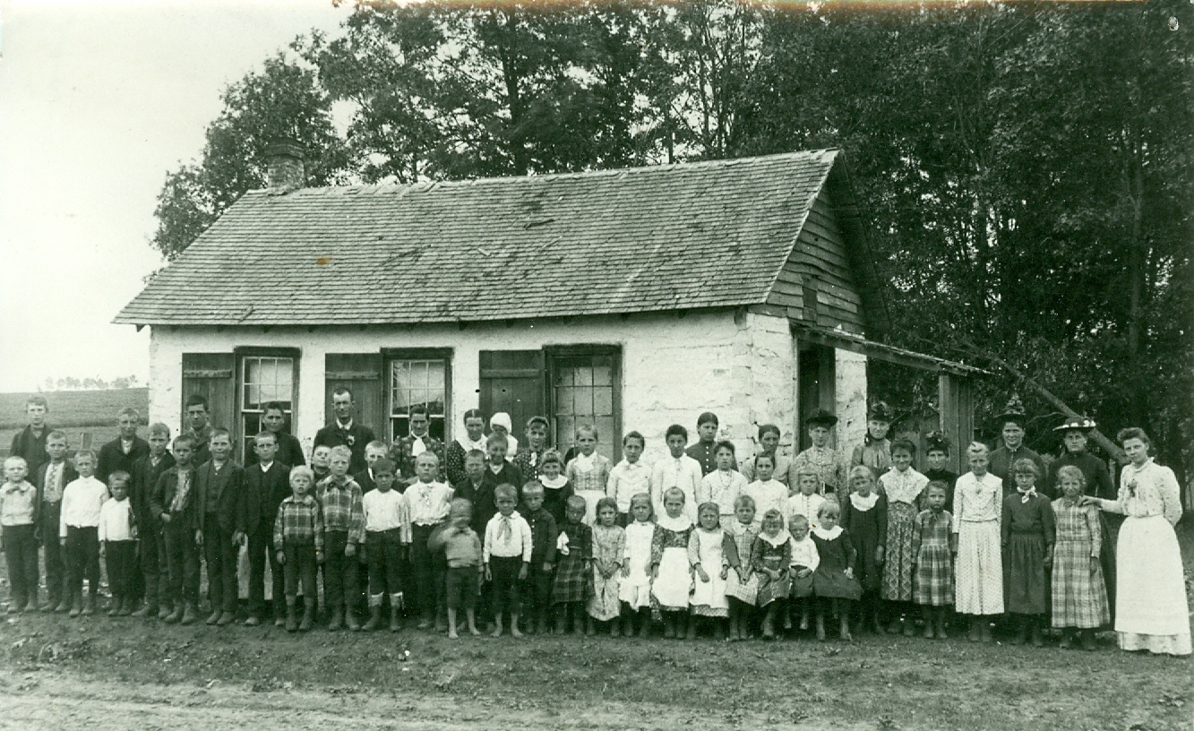 First Middle Ridge School