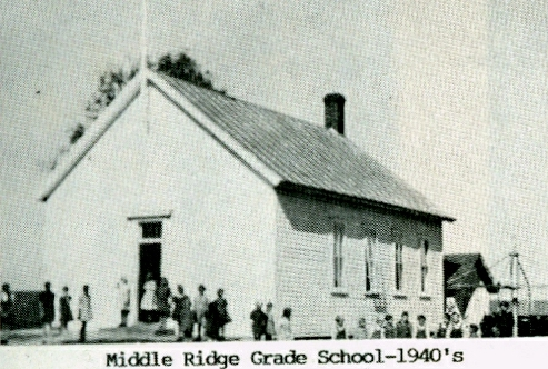 Little School in 1940s