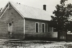 Old photo of Little School