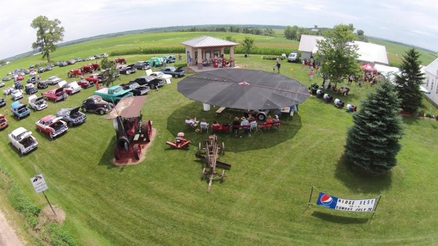 Ridgefest and Antique Auto Show, July 2015